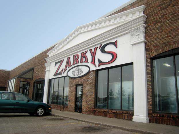 Zarky's Entrance